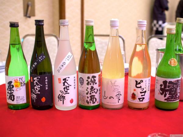 日本酒を楽しむ会