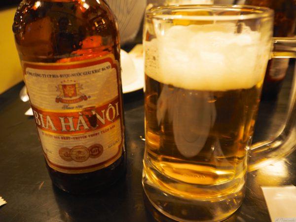ベトナムグルメを一挙大公開!自然とビールが進みます。