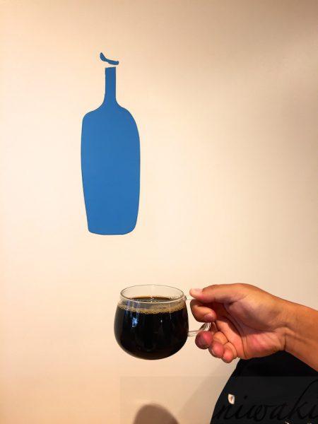 コーヒーは慌てて飲むものではありません。ブルーボトルコーヒーに行ってみた。